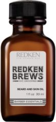 Redken Brews Beard and Skin Oil - 30 ml