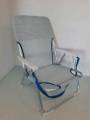 Blauwe Merkloos / Sans marque Campingstoel- 1 stuk (kleine maat)