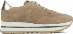 DL Sport Vrouwen Sneakers - 5057 - Beige - Maat 36