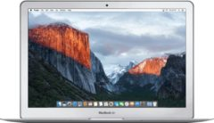 Zilveren Apple Refurbished Apple MacBook Air (Refurbished) - 13.3 inch (33 cm) - Dual Core i5 1.6 - 8GB - 128GB SSD - MacOS 11 Big Sur - C-grade
