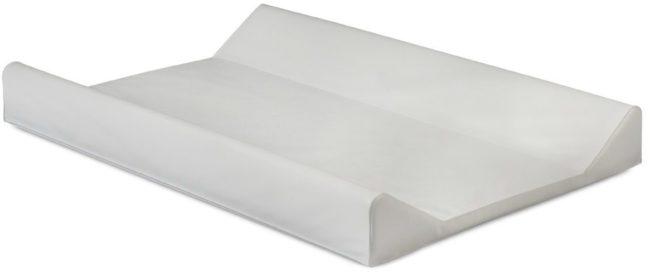Afbeelding van Witte Jollein aankleedkussen 50x70 cm wit