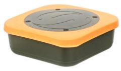 Oranje Guru Bait Box 2.2 pint - 1.25l - Zwart