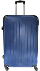 Sb - Travelbags Bagage koffer 80cm 4 wielen trolley - Blauw