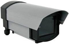 Velleman Outdoor Housing camera behuizing Aluminium Zwart, Grijs