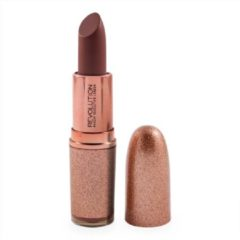 Huidskleurige Makeup Revolution Life On The Dance Floor Guest List Lipstick - Head Turner