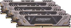 Ballistix DIMM 32 GB DDR4-2666 Quad-Kit SR, Arbeitsspeicher