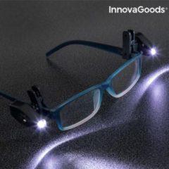 InnovaGoods 360º Ledclip voor Brillen (Per 2 Verpakt)