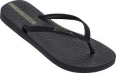 Zwarte Ipanema Lolita slipper voor dames - black - maat 40