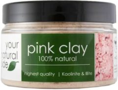 Your Natural Side Pink (Kaolinite &illite) Clay 100g.