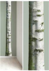 Bruine KEK Amsterdam muursticker Home Tree 7 (20x300)