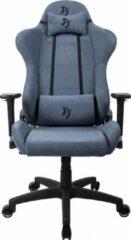 Arozzi Torretta Soft Fabric Gaming Chair - Blue