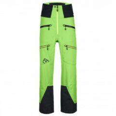 Ortovox - 3L Guardian Shell Pants - Skibroeken maat XXL, groen/zwart