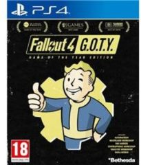 Bethesda Fallout 4 - Game of the Year Edition (GOTY) - PS4