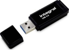 Zwarte Integral BLACK 16GB USB 3.0 (3.1 Gen 1) USB-Type-A-aansluiting Zwart USB flash drive