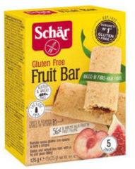 Schar Fruit Bar barretta dietetica con ripieno di fichi e prugne senza glutine 5x25g