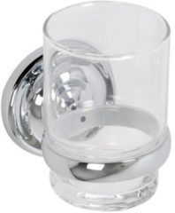 Plieger Charleston bekerhouder met glas chroom B67 4784308