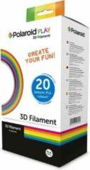 Polaroid 3D-FL-PL-2500-00 Polymelkzuur Zwart, Blauw, Bruin, Goud, Groen, Grijs, Jagergroen, Oranje, Roze, Paars, Rood, Zilver, Transparant, Wit, Geel 15g 3D-printmateriaal