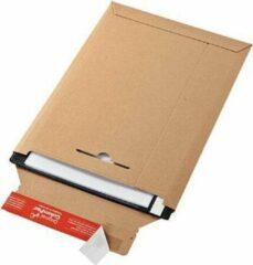 Bruine Merkloos / Sans marque 25 stuks - Kartonnen enveloppen - 190 x 265 mm