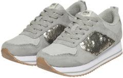 ONLY Glitter Sneakers Women Grey