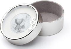 Zilveren Zilverstad Lucardi - Gift Items - Verzilverd doosje eerste communie