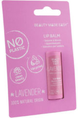 Beauty Made Easy Papertube Lipbalm Lavender (6g)