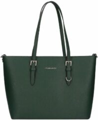 Flora & Co Bags Shopper groen Damestas