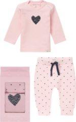 Noppies Meisjes Gift Set Roze - Maat 44