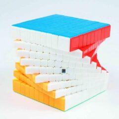 MoYu 9x9 Speedcube - Stickerless - Draai Kubus Puzzel - Magic Cube - Gratis Verzending