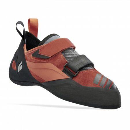 Afbeelding van Black Diamond - Focus Climbing Shoes - Klimschoenen maat 6, zwart/rood