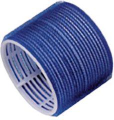 Sibel Zelfklevende Rollers 6 Stuks - 78mm - Donker Blauw
