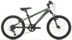 Cicli Cinzia 20 ZOLL CINZIA DEVIL BOY JUNGEN MOUNTAINBIKE ALUMINIUM 6-GANG Kinder schwarz-grün.matt