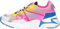 Vingino odilia suede chunky sneakers roze multi