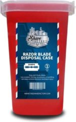 Rode The Shave Factory Disposal Case