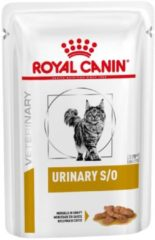 Royal Canin Veterinary Diet Urinary S/O Morsels Gravy Wet - Kattenvoer - 12x85 g