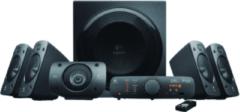 Logitech Z-906 - luidsprekersysteem - voor thuisbioscoop (980-000468)