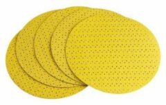 Schuurpapier voor schotelslijpapparaat Korrelgrootte 220 (Ã) 225 mm Flex 260236 25 stuks