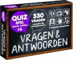 Puzzles & Games Vragen & Antwoorden #6 - Trivia Quiz en Aanvulset