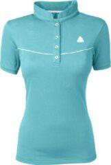 Blauwe PK International Sportswear PK International - Colandro - Performance Shirt - Bluebird - Maat L/40