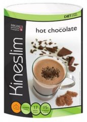 Kineslim Hot chocolate shake 400 Gram