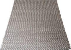 Veercarpets Vloerkleed Tino - Beige - 200 x 280 cm - Wol - Viscose - Handgeknoopt kleed