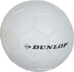Dunlop Witte voetbal maat 3 voor kinderen - Sporten/Voetballen - Kindervoetballen