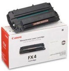 Zwarte Canon FX-4 - Tonercartridge / Zwart