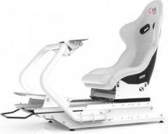 RSeat S1 - Wit Frame / Witte stoel