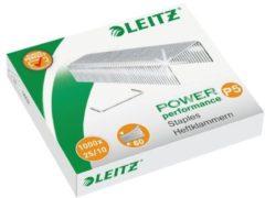 Leitz 25/10 Power Performance P5 5574-00-00 Nietjes 1000 stuk(s) 1.000 stuks/pak Heftcapaciteit: 60 vel (80 g/m²)