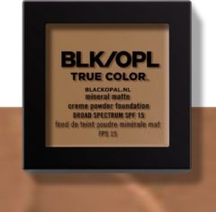 Black Opal True Color Mineral Matte Crème-to-Powder Foundation SPF15 – Heavenly Honey (240) – met Shade ID