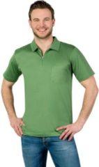 Rode Merkloos / Sans marque ''merkloos'' Unisex Poloshirt 3XL