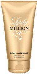 Paco Rabanne Damendüfte Lady Million Shower Gel 200 ml
