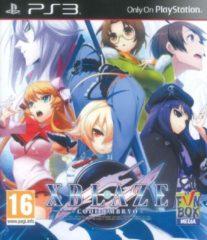 Aksys Games X-Blaze Code : Embryo : Playstation 3 , FR