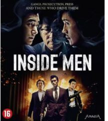 Kolmio Media Inside Men | Blu-ray