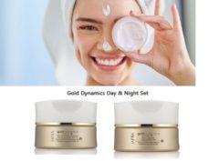 Jafra Gold Dynamics Day & Night Set